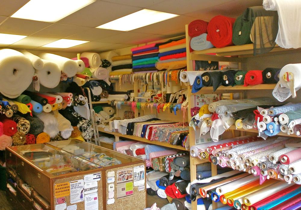 Geoff's Remnant Shop Materials